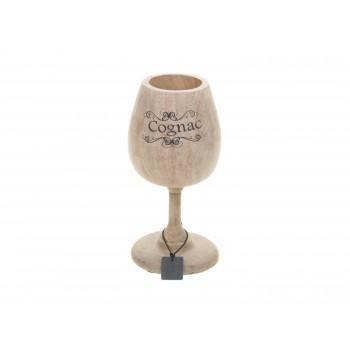 Deco wijnglas small