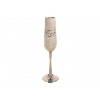 Deco wijnglas large